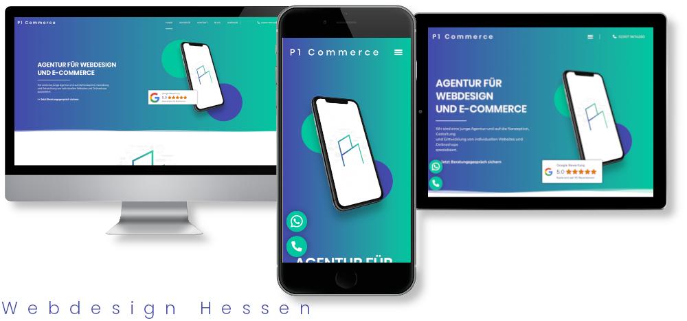 Webdesign Hessen