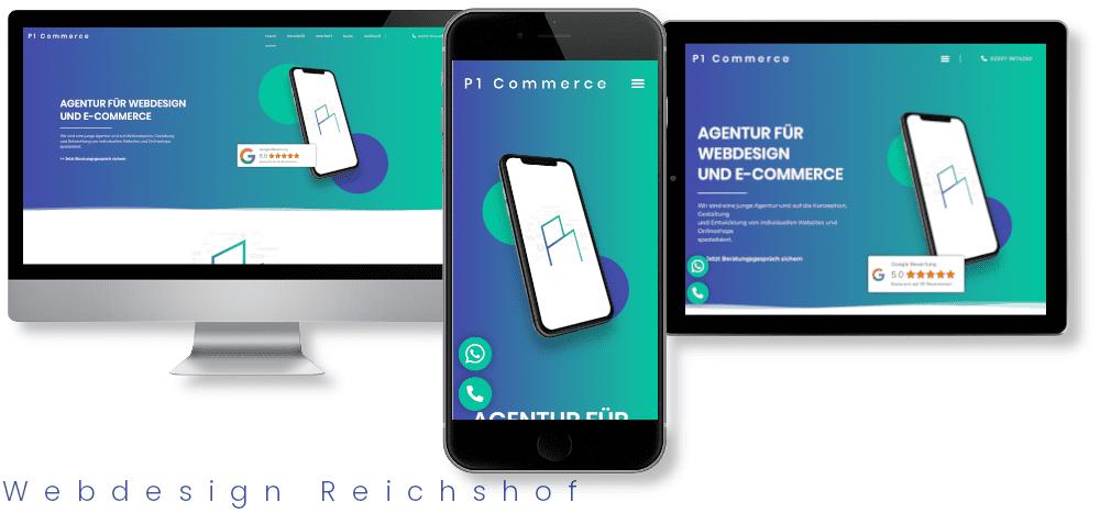 Webdesign Reichshof webdesigner