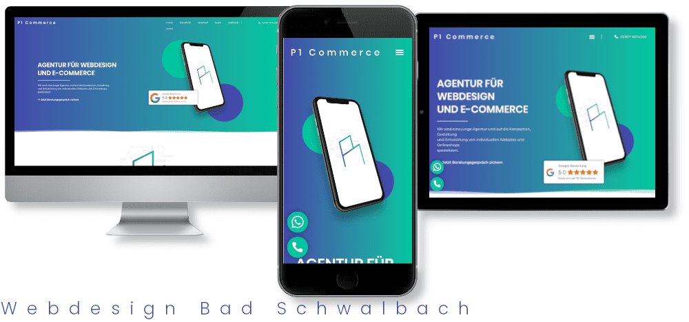Webdesign Bad Schwalbach