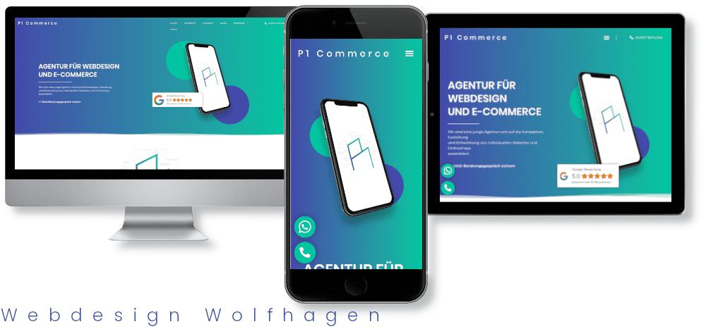 Webdesign Wolfhagen